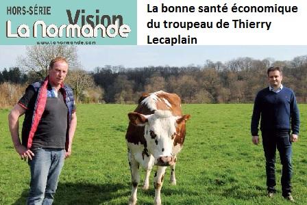 Thierry Lecaplain 50 VISION NORMANDE mai 15